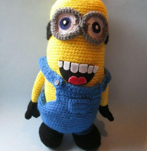Crochet Minion Doll Amigurumi