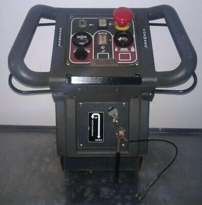 Minuteman Pn 200170 Dashboard Console Assy-brush Head From Model Mc20001qp