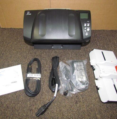 Fujitsu fi-7160 Document Scanner Black PA03670-B055