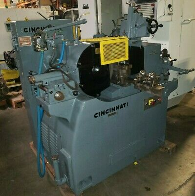 Beautiful Cincinnati 1 Centerless Grinder Lm Serial 1m1h5c-65