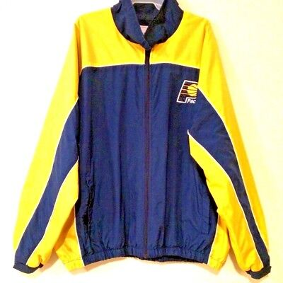 G-III CARL BANKS - INDIANA PACERS WARM-UP JACKET – Men's Size: XL for sale  Trafalgar