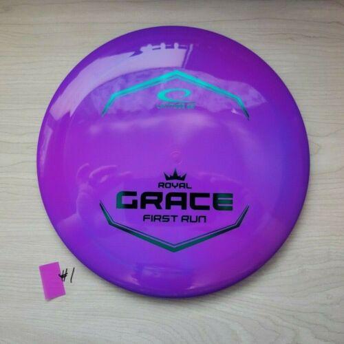 Latitude 64 Grand Royal Grace First Run 175g - Pick Disc
