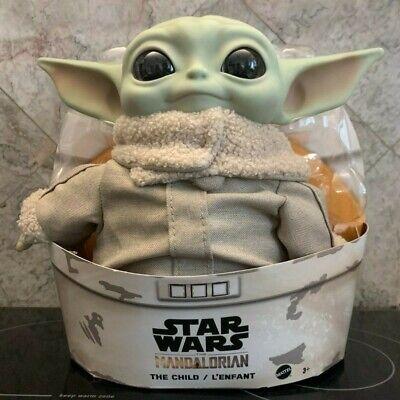 Star Wars - The Mandalorian - The Child, Baby Yoda (11 inches) plush figure