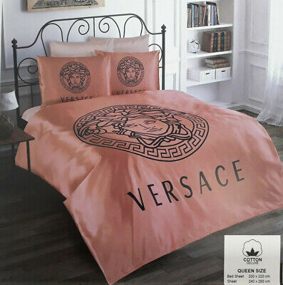 Versace Bedding Set Queen Size Cotton