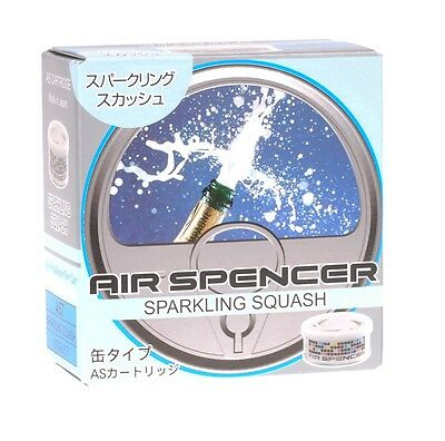 Eikosha JDM Air Spencer air freshener can - Sparkling Squash scent