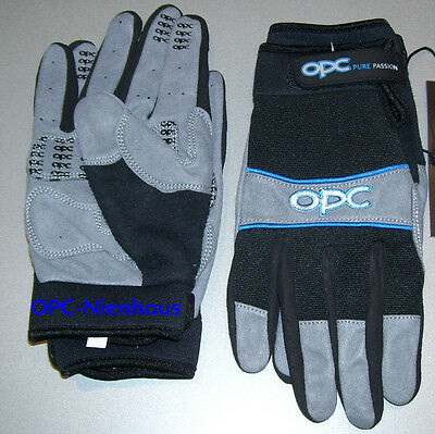 "OPC Handschuhe ""S"" 10251 Fahrerhandschuhe Nürburgring RaceCamp Kart Pure Passion"