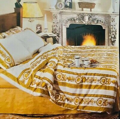 VERY RARE GIANNI VERSACE  DUVET COVER ORIGINAL KING!!