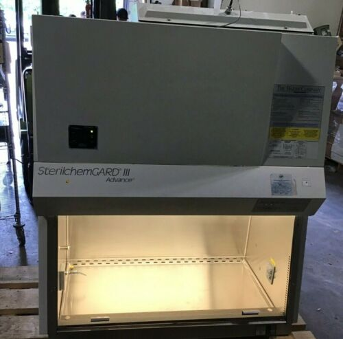 BAKER SG403A TX (Total Exhaust) Class II Biological Safety Cabinet / Hood TESTED