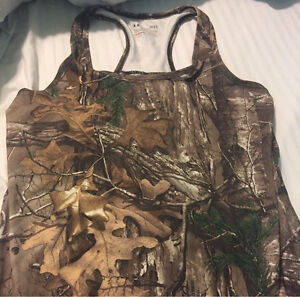 Real Tree Under Armour Tank Top
