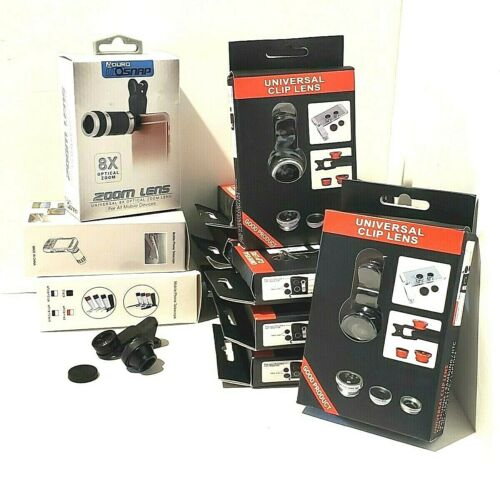 Mixed Lot New Cell Phone Accessories Camera & Photography