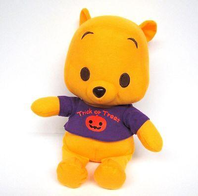Disney Happy Halloween Winnie the Pooh Medium Plush Doll - Kim Possible Happy Halloween