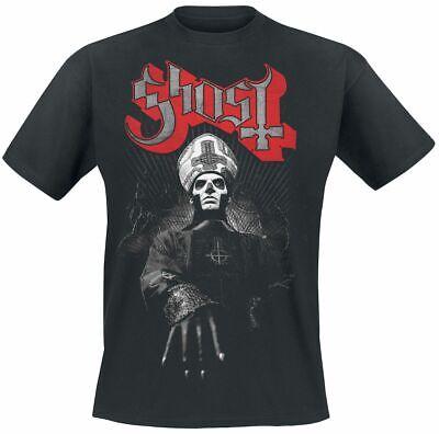 Ghost Ring Photo T-Shirt schwarz