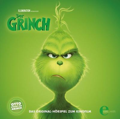 CD * DER GRINCH - HÖRSPIEL ZUM KINOFILM 2018 # NEU OVP &