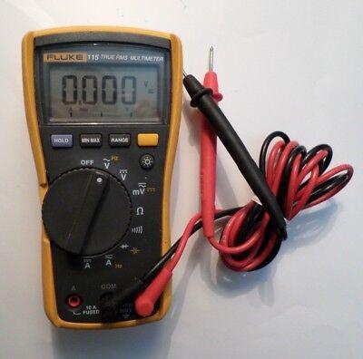 Fluke 115 True Rms Electrical Multimeter 25952179