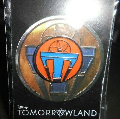 DISNEY'S Tomorrowland MOVIE Pin 2015.