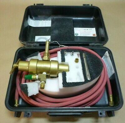 Harris 9296ssnc-15-580 Multi-stage Compressed Gas Regulator 3000psi - Nitrogen