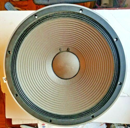 TL-1601 tad woofer driver, very good pair,  274b, 300b western