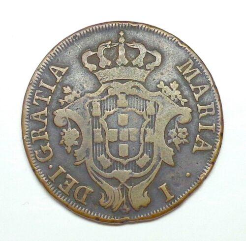1796 Portugal - Azores 20 Reis, KM-3.