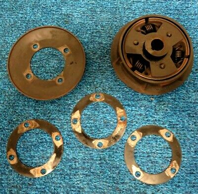Wacker Neuson 0086968 Oem Wp1550a Clutch Assy - Fits Wp1550aw Plate Compactor