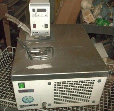 Haake K15 002-4355 Circulating Water 115v 60hz W Haake Dc1 0084176 30