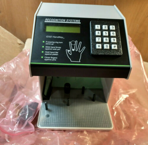 Schlage Recognition Systems HandKey ID3D-R Biometeric Hand Geometry Reader