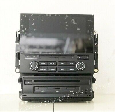 2017 2018 OEM Genuine Porsche Macan S Turbo PCM4 Navigation Radio Module SIM SD
