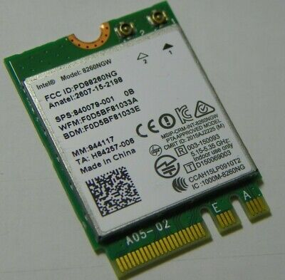 01AX709 Lenovo Wireless Card 81A5001UUS TESTED GOOD $LOW