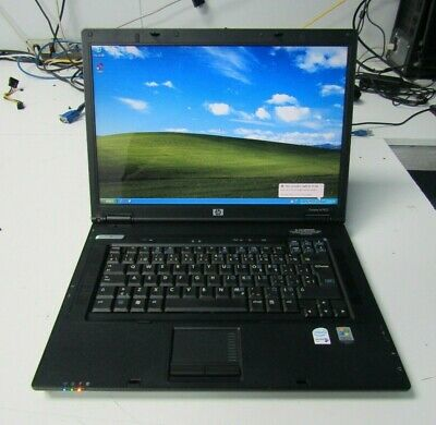 Windows XP Pro Laptop Computer HP Compaq NX7400, Core 2 Duo, 1 GB, 160GB HDD