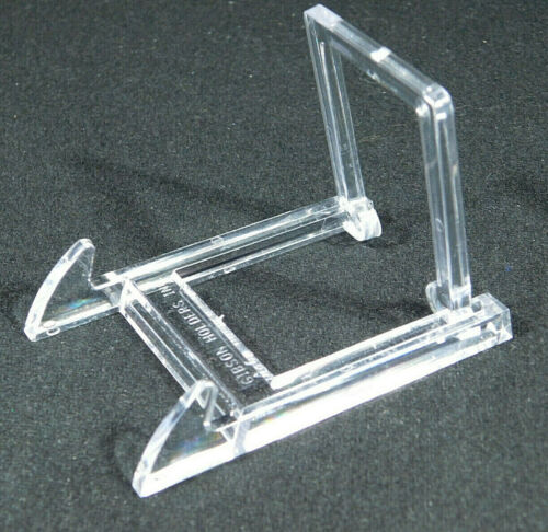 A Small Adjustable Display Stand for Crystals Fossils Minerals Pictures & More!