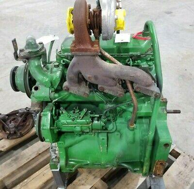 John Deere 2355n Good Used Runner Engine 3179tl003