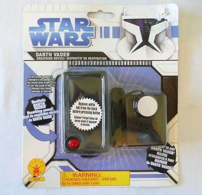 Star Wars Darth Vader Breathing Device NEW Halloween Costume - Darth Vader Breathing Device