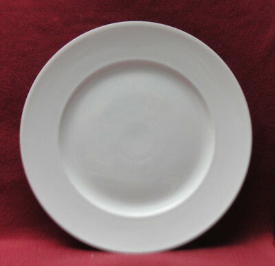 ROSENTHAL China - COMPOSITION WHITE Pattern - 10 1/2 DINNER PLATE - $37.95