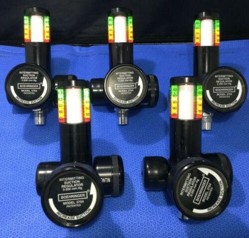 1 Boehringer 3704 Intermitting Suction Regulator/Continuous or Intermittent B/kp