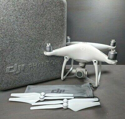 DJI Ghost 4 Quadcopter Drone 4k Camera - Flies Great - Camera Sensor Error