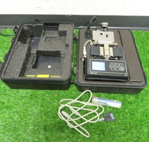 Siecor Corning X77 Fiber Optic Fusion Splicer