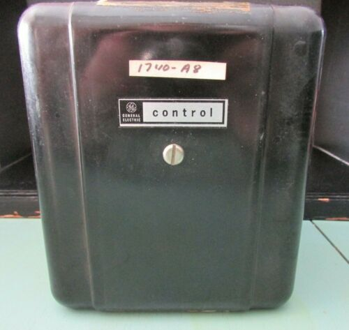 General Electric GE CR2820-170A8 Relay Time Delay