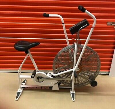 7f0d199a357 Vintage White Schwinn Air-Dyne Stationary Bike Exercise *Local Pickup Only
