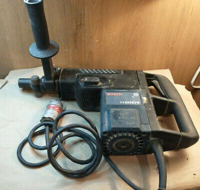 Bosch Rotary Hammer Drill Corded 11233evs 1-12 Chuck 8.8a 115v