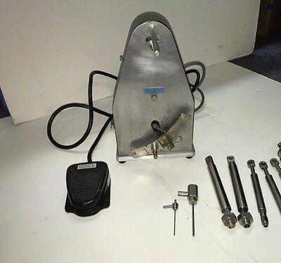 Cozzoli Table Top Piston Filler Model F400x With 1 Piston And 1 Fill Nozzle