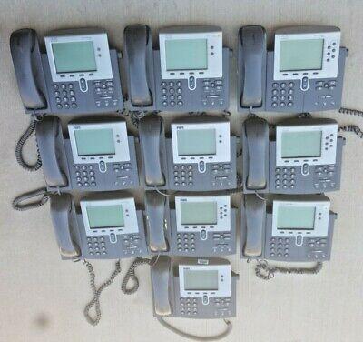 10----phones---cisco Ip Phone 2-7940 2-7941 2-7942 4-7960
