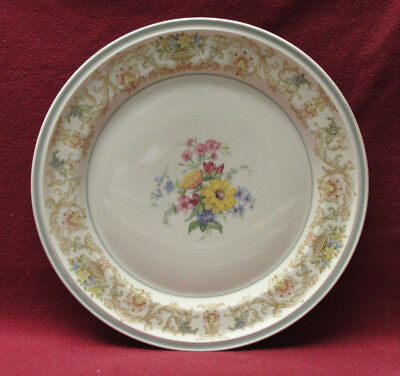 """Beautiful ROSENTHAL China - WILDFLOWERS on WINIFRED - 13"""" CABINET PLATE/CHARGER"""