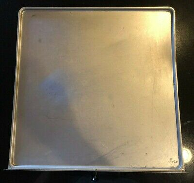 Wisco 425a Pizza Oven Replacement Crumb Tray Metal Rack With Handle