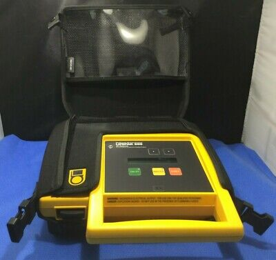 Medtronic Lifepak 500 Biphasic Aed W Carry Case No Battery Or Charger Gkp