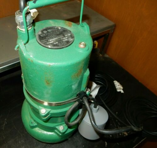 Hydromatic SK100M7 Submersible Sewage Ejector Pumps 20