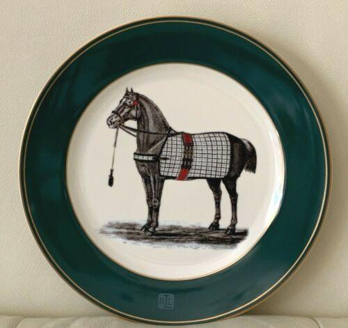 Ralph Lauren Equestrian IV Luncheon Plate