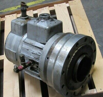 Kitagawa Actuator F2511-hs Removed From Mori Seiki Sl-7