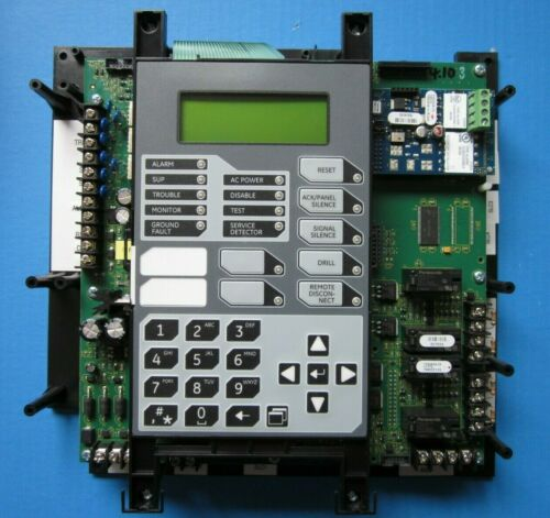 EDWARDS EST iO-1000G MAIN CONTROL BOARD AND DISPLAY