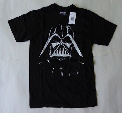 Star Wars Short Sleeve Graphic Darth Vader Skull T-Shirt Black Size Small RP $20 Black 20 Skulls T-shirt