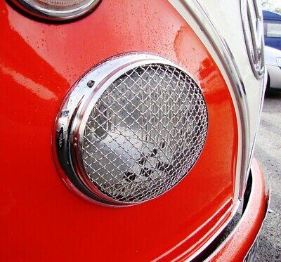 Faro Parrilla Malla Clásico Para VW Porsche 356 Escarabajo Splitscreen AAC003
