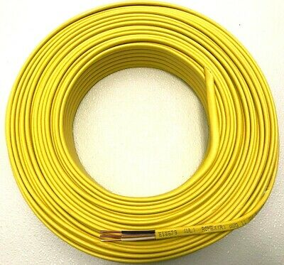 100 Foot 122 Awg With Ground Copper Solid Romex 12 Gauge Wire Cable 600v